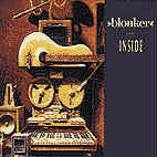 Blonker - CD - Inside