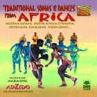 Adzido: CD Secrets of Makaleng