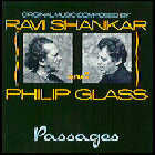 Ravi Shankar & Philip Glass: CD Passages