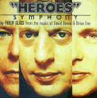 Philip Glass - CD - Heroes Symphony