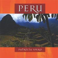 Patricia Spero - CD - Peru