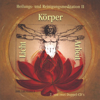 Isa Maata: CD Licht-Körper-Arbeit Vol. 2 (2CDs)
