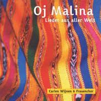 Carien Wijnen & Berliner Frauen Chor - CD - Oj Malina
