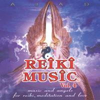 Ajad: CD Reiki Vol. 4: Music & Angels