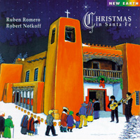 Ruben Romero - CD - Christmas in Santa Fe