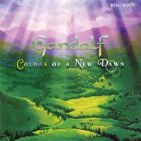 Gandalf: CD Colors of a New Dawn