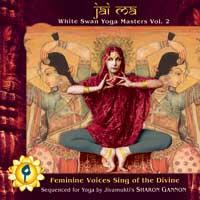 Sampler: White Swan - CD - Jai Ma - Yoga Masters Vol. 2