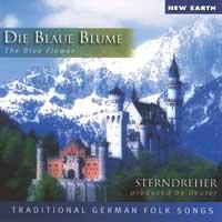 Sterndreher (produced by Deuter) - CD - Die Blaue Blume
