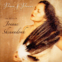 Joanne Shenandoah: CD Peace & Power - Best of...