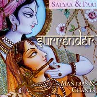 Satyaa & Pari  Surrender  CD Image