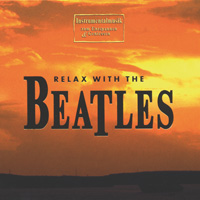Rainer Lange - CD - Relax With The Beatles