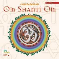 Sarva-Antah - CD - OM Shanti OM