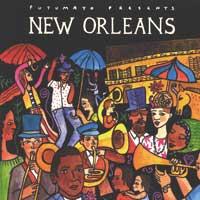 Putumayo Presents - CD - New Orleans