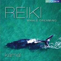 Kamal - CD - Reiki Whale Dreaming