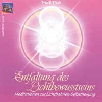 Trudi Thali - CD - Entfaltung des Lichtbewusstseins
