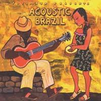 Putumayo Presents: CD Acoustic Brazil