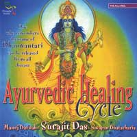 Surajit Das: CD Ayurvedic Healing Cycle