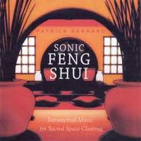 Patrick Bernard: CD Sonic Feng Shui
