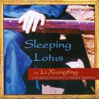 Li Xiangting: CD Sleeping Lotus