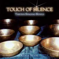 Klaus Wiese  CD Touch of Silence