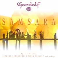 Gandalf - CD - Samsara