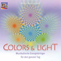 Arne Herrmann - CD - Colors & Light
