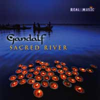 Gandalf: CD Sacred River