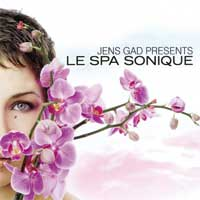 Jens Gad (presents) - CD - Le Spa Sonique