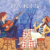 Putumayo Presents: CD Paris