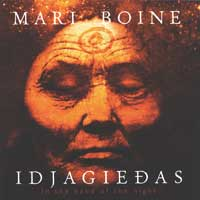 Mari Boine - CD - Idjagiedas