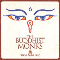 Buddhist Monks: CD Sakya Tashi Ling