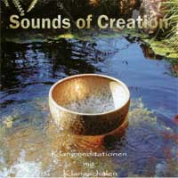 Thomas Eberle  CD Sounds of Creation