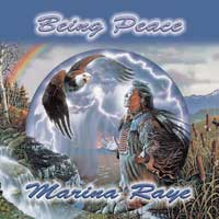 Marina Raye: CD Being Peace