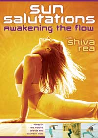 Shiva Rea: DVD Sun Salutations