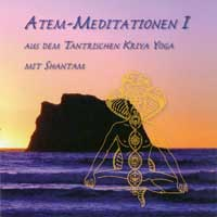 Shantam: CD Atem-Meditationen Vol. 1