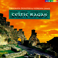 Chinmaya & Jamie Vidroha - CD - Celtic Ragas