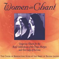 Choir of Nuns Abbey Regina Laudis - CD - Women in Chant
