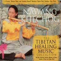 Nawang Khechog: CD Tibetan Healing Music Collection