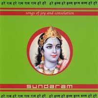 Sundaram: CD Songs of Joy and Consolation