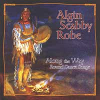 Algin Robe Scabby - CD - Along the Way - Round Dance Songs