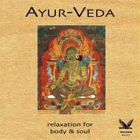 Mandarava & Miyagi - CD - Ayur-Veda