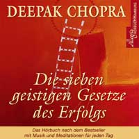 Deepak Chopra - CD - Sieben Geistigen Gesetze des Erfolgs
