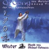 Michael Reimann: CD Qi Gong der vier Jahreszeiten nach Meister Zheng Yi - Winter