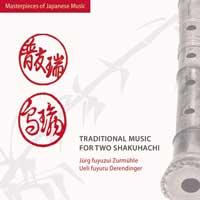 Jürg Zurmühle & Ueli Derendinger - CD - Traditional Music for Two Shakuhachi