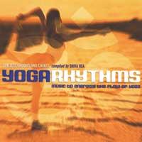 Shiva Rea - CD - Yoga Rhythms
