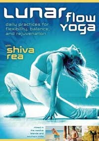 Shiva Rea - CD - Lunar Flow Yoga