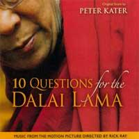 Peter Kater - CD - 10 Questions for the DALAI LAMA