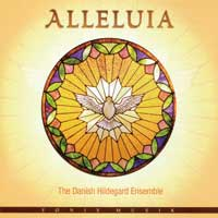 Danish Hildegard Ensemble: CD Alleluia