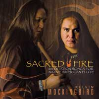 Kelvin Mockingbird - CD - Sacred Fire
