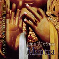 Jane Winther: CD Mantra - OM Mani Padme Hum